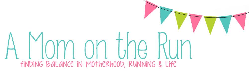 a mom on the run